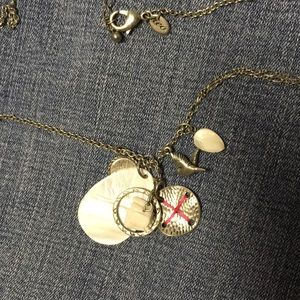 American eagle novelty necklace